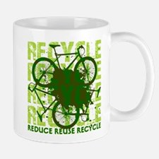 Environmental reCYCLE Mug
