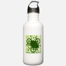 Environmental reCYCLE Water Bottle