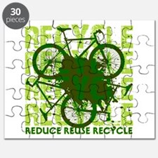 Environmental reCYCLE Puzzle