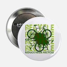 """Environmental reCYCLE 2.25"""" Button"""