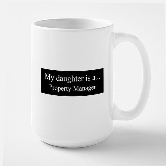 Daughter - Property Manager Mugs