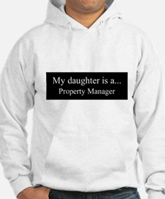 Daughter - Property Manager Hoodie