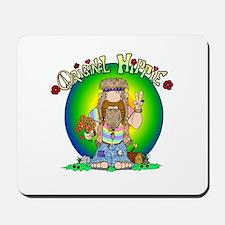 The Original Hippie Mousepad