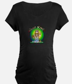 The Original Hippie Maternity T-Shirt