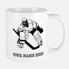 Custom Hockey Goalie Mugs