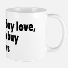 cashews (money) Mug