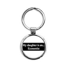 Daughter - Economist Keychains