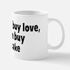 carrot cake (money) Mug