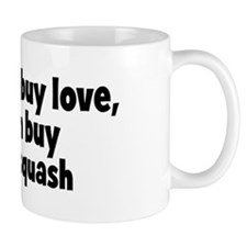 butternut squash (money) Small Mug