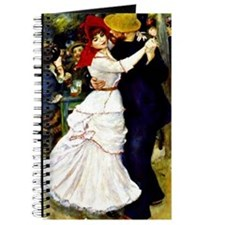 Renoir - Dance at Bougival Journal