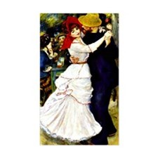 Renoir - Dance at Bougival Decal