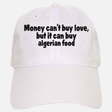 algerian food (money) Baseball Baseball Cap