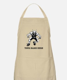 Custom Viking Football Player Apron