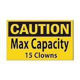 """Clown 3"""" x 5"""""""