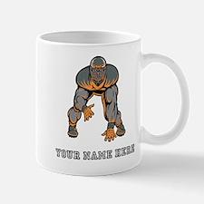 Custom Defensive Lineman Mugs