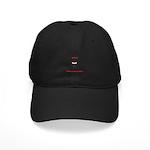 Ninja Computer Programmer Black Cap