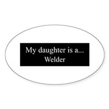 Daughter - Welder Decal