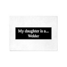 Daughter - Welder 5'x7'Area Rug
