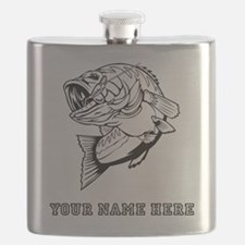 Custom Bass Flask