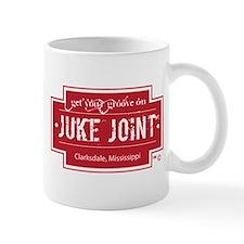 Clarksdale Juke Joint - Red Cross Design Mugs