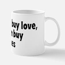 calzones (money) Mug