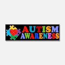 Cute Autism2013 Car Magnet 10 x 3