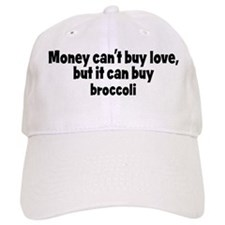 broccoli (money) Baseball Cap
