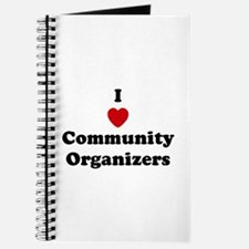 I Love Community Organizers Journal