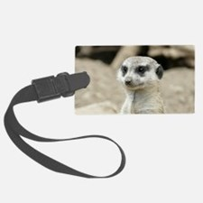 Meerkat Luggage Tag