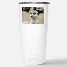 Meerkat Thermos Mug