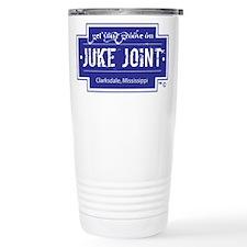 Clarksdale Juke Joint - Blue Cross Design Travel M