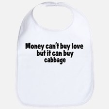 cabbage (money) Bib