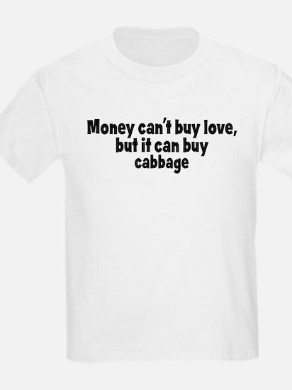 cabbage (money) T-Shirt