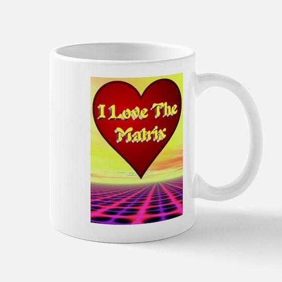I Love The Matrix (On Sale) Mug