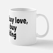 bread pudding (money) Mug