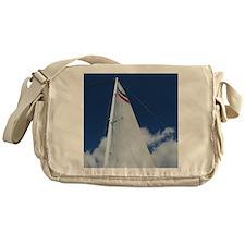 Sailboat Sail Messenger Bag