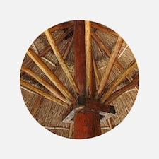 """Tiki Umbrella 3.5"""" Button (100 pack)"""
