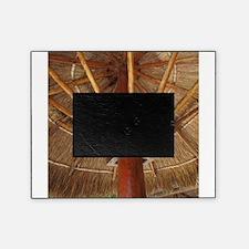 Tiki Umbrella Picture Frame