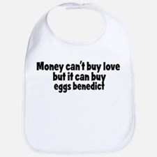 eggs benedict (money) Bib