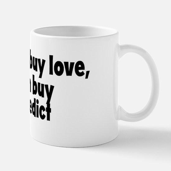 eggs benedict (money) Mug