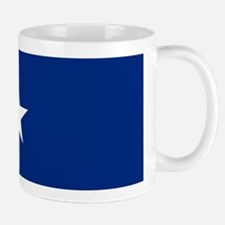 Bonnie Blue Flag Mug Mugs