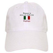 Italian Chefs Baseball Cap