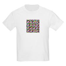 effect mosaic T-Shirt
