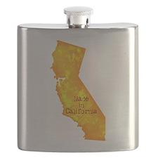 Made in California Flask