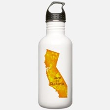 Made in California Water Bottle