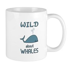 Wild About Whales Mug