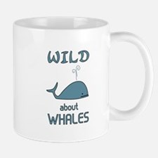 Wild About Whales Small Small Mug