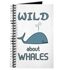 Wild About Whales Journal