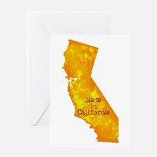 Made in California Greeting Cards