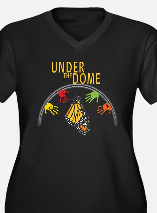 Under the DOME Four Hands Plus Size T-Shirt